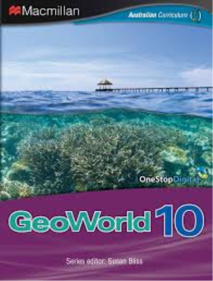 GEOWORLD 10 AUSTRALIAN CURRICULUM EBOOK
