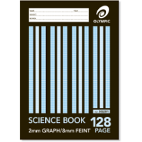 128 PAGE A4 SCIENCE EXERCISE BOOK