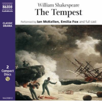 THE TEMPEST AUDIO CDS