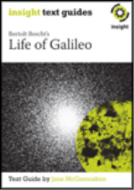INSIGHT TEXT GUIDE: LIFE OF GALILEO EBOOK