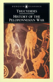 HISTORY OF THE PELOPONNESIAN WAR - CLA: PENGUIN CLASSICS
