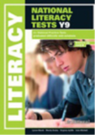 A+ NATIONAL LITERACY PRACTICE TESTS YEAR 9 EBOOK (No printing or refunds. Check product description before purchasing)