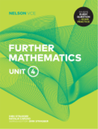 NELSON VCE FURTHER MATHEMATICS UNITS 4 EBOOK