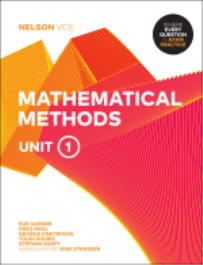 NELSON VCE MATHEMATICAL METHODS UNITS 1 EBOOK
