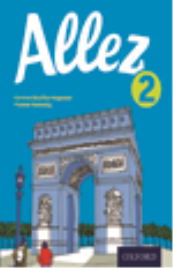 ALLEZ 2 STUDENT BOOK - TO ORDER