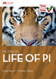 MAKE YOUR MARK: LIFE OF PI EBOOK (No printing or refunds. Check product description before purchasing)