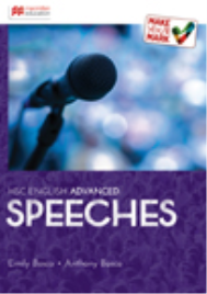MAKE YOUR MARK: ADVANCED SPEECHES