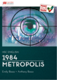 MAKE YOUR MARK: 1984/METROPOLIS EBOOK (No printing or refunds. Check product description before purchasing)
