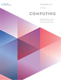 NELSON VCE COMPUTING UNITS 1&2 STUDENT BOOK + EBOOK 6E