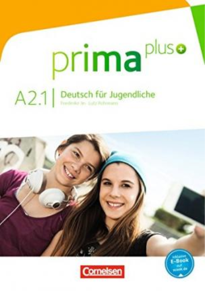 PRIMA PLUS A2 BAND 01 STUDENT TEXTBOOK