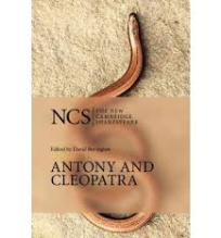 ANTONY AND CLEOPATRA: NEW CAMBRIDGE SHAKESPEARE