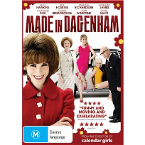 MADE IN DAGENHAM DVD