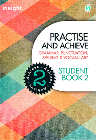 PRACTISE AND ACHIEVE: GRAMMAR, PUNCTUATION, SPELLING & VOCABULARY STUDENT BOOK 2 + EBOOK BUNDLE