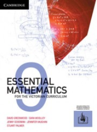 CAMBRIDGE ESSENTIAL MATHEMATICS FOR THE VICTORIAN CURRICULUM YEAR 9 EBOOK