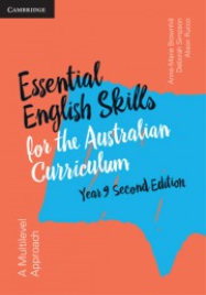 CAMBRIDGE ESSENTIAL ENGLISH SKILLS FOR THE AUSTRALIAN CURRICULUM 2E YEAR 9 WORKBOOK