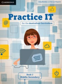 PRACTICE IT FOR THE AC BOOK 2: MIDDLE SECONDARY TEXTBOOK & EBOOK
