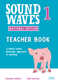 SOUND WAVES 1 TEACHER BOOK