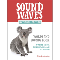SOUND WAVES WORDS & SOUNDS BOOK
