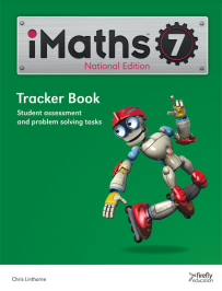 IMATHS 7 TRACKER BOOK