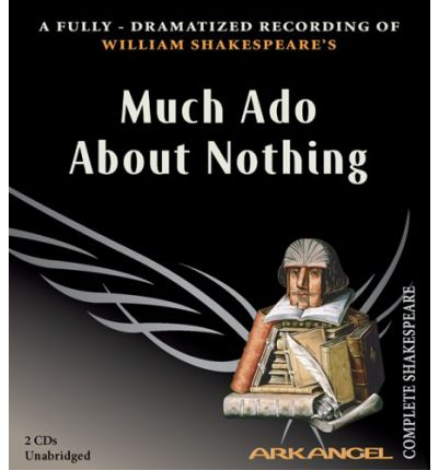 buy book much ado about nothing audio cds lilydale books