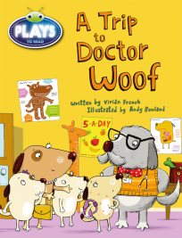 BUG CLUB: A TRIP TO DOCTOR WOOF