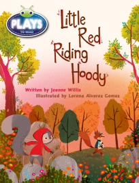 BUG CLUB: LITTLE RED RIDING HOODY