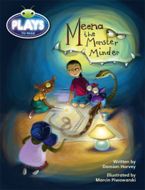 BUG CLUB: MEENA THE MONSTER MINDER