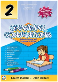 GRAMMAR CONVENTIONS BOOK 2