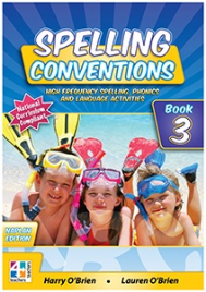 SPELLING CONVENTIONS BOOK 3