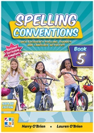 SPELLING CONVENTIONS BOOK 5