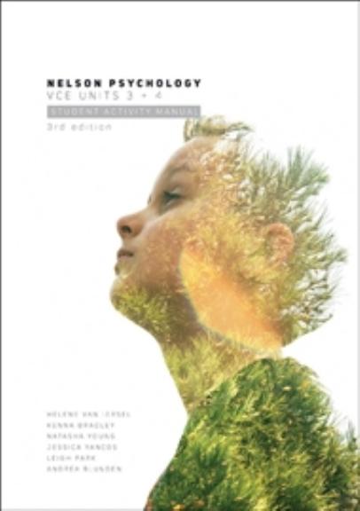 Buy book nelson psychology vce units 34 student activity manual nelson psychology vce units 34 student activity manual 3e fandeluxe Choice Image